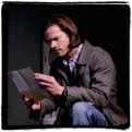 Sam reads the letter from Bobby