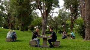 The Man Vet chess The Messengers Strange Magic