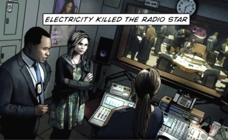 Electricity Killed the Radio Star