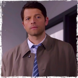 Cas hospital 2 Supernatural Angel Heart