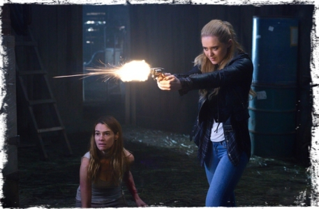 Claire shoots gun Supernatural Angel Heart
