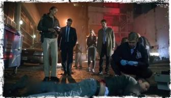 Crime Scene Supernatural Angel Heart