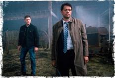 Dean Cas Supernatural Angel Heart
