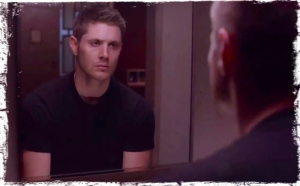 gr Dean mirror Supernatural Brother's Keeper