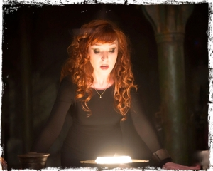 gr Rowena spell Supernatural Brother's Keeper