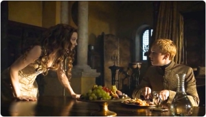 Margaery Tommen Game of Thrones Sons of the Harpy