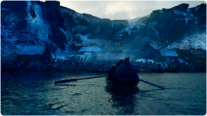 Arrival in Hardhome 2 Game of Thrones Hardhome