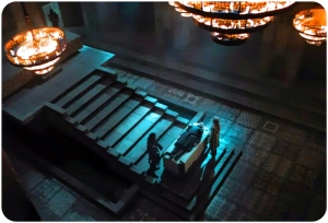 Barriston Selmy Funeral Game of Thrones Kill the Boy