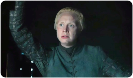 Brienne of Tarth Game of Thrones Kill the Boy