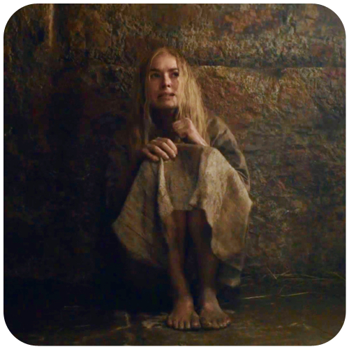 Image result for cersei in jail