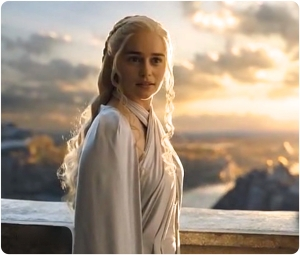 Daenerys Game of Thrones Sons of the Harpy