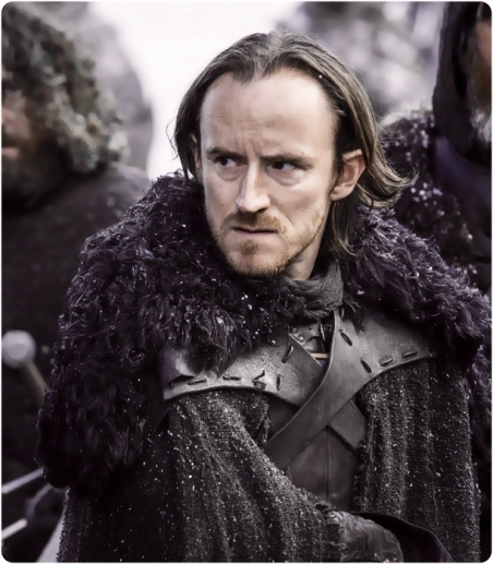 Eddison Tollett Game of Thrones Hardhome