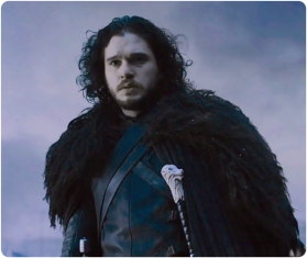 Jon looks at Hardhome Game of Thrones Hardhome