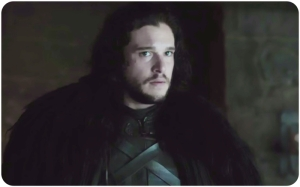 Jon Snow Game of Thrones Kill the Boy
