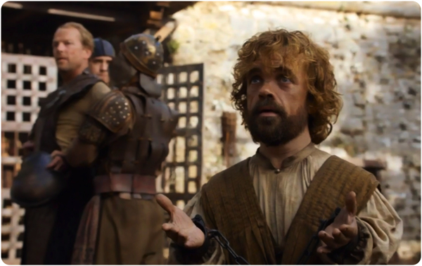 Jorah Tyrion Game of Thrones The Gift | The Supernatural Fox Sisters