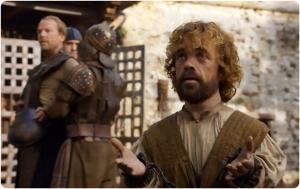Jorah Tyrion Game of Thrones The Gift