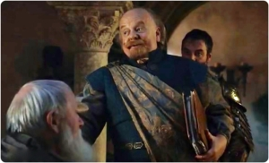 Lord Tyrell Game of Thrones Sons of the Harpy