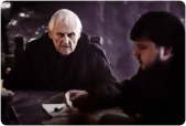 Maester Aemon Samwell Tarley Game of Thrones Kill the Boy