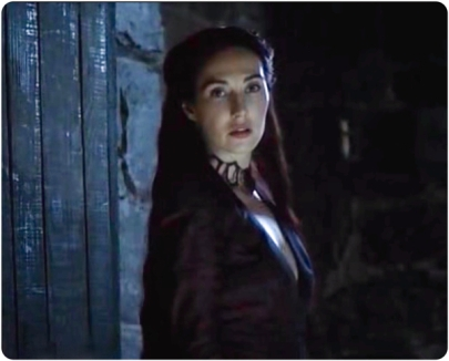 Melisandre Game of Thrones Sons of the Harpy