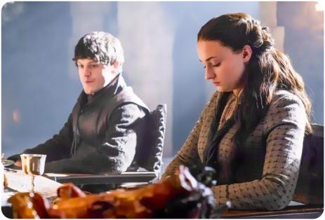 Ramsey Bolton Sansa Stark Game of Thrones Kill the Boy