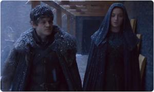 Ramsey Sansa 4 Game of Thrones The Gift