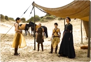 Sandsnakes 2 Game of Thrones Sons of the Harpy