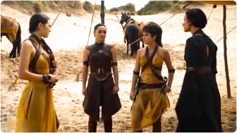 Sandsnakes Game of Thrones Sons of the Harpy