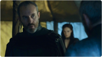 Stannis 2 Game of Thrones The Gift