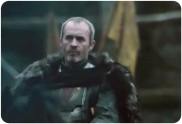 Stannis Baratheon rides for Winterfell Game of Thrones Kill the Boy