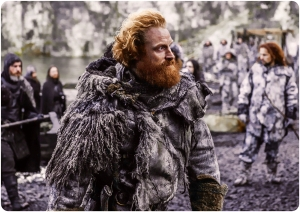 Tormund Giantsbane Game of Thrones Hardhome