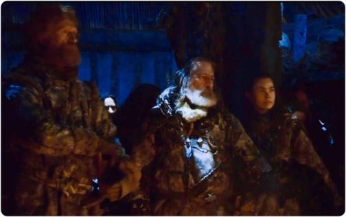 Tormund Wildling Elder Chieftainess Game of Thrones Hardhome