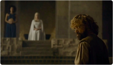 Tyrion Daenerys 2 Game of Thrones Hardhome