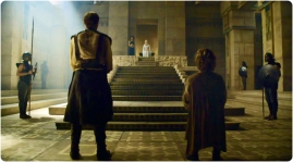 Tyrion Jorah Daenerys 2 Game of Thrones Hardhome