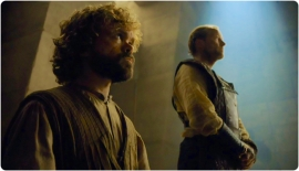 Tyrion Jorah Game of Thrones Hardhome