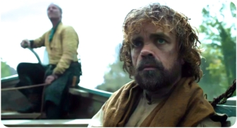 Tyrion Lannister Jorah Mormont Game of Thrones Kill the Boy