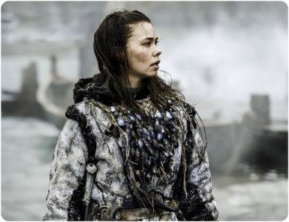 Wildling Chieftainess Game of Thrones Hardhome