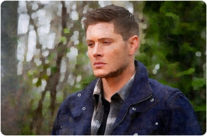 Dean pensive Supernatural The Prisoner