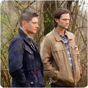 Dean Sam pensive Supernatural The Prisoner