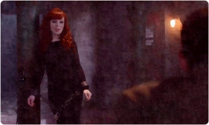 Rowena chains Supernatural The Prisoner