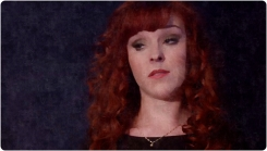 Rowena eye rolling Supernatural The Prisoner