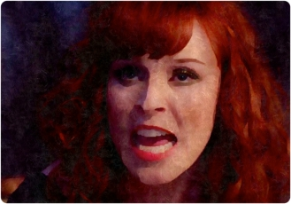 Rowena yells more Supernatural The Prisoner