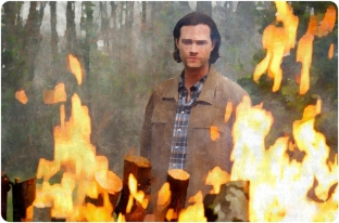 Sam pyre Supernatural The Prisoner