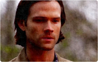 Sam thinking fire Supernatural The Prisoner