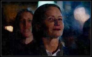 Nurse Pam Wayward Pines Our Town our Law
