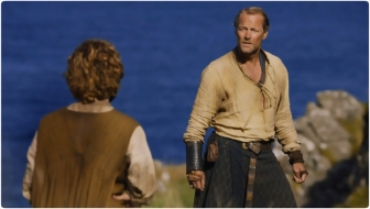 Jorah Game of Thrones Unbowed Unbent Unbroken