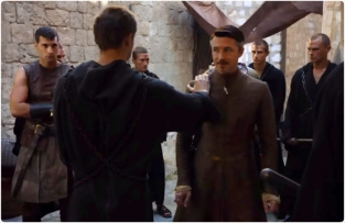 Lancel Petyr 2 Game of Thrones Unbowed Unbent Unbroken