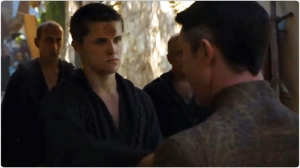 Lancel Petyr Game of Thrones Unbowed Unbent Unbroken