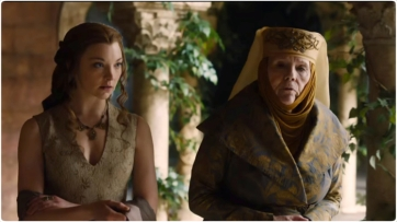 Margaery Olenna Game of Thrones Unbowed Unbent Unbroken