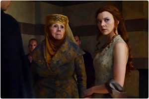 sm Olenna Margaery inquest Game of Thrones Unbowed Unbent Unbroken