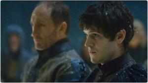 Roose Ramsey Game of Thrones Unbowed Unbent Unbroken